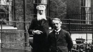 Richard Lloyd a David Lloyd George