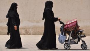 Emirati women in Ajman