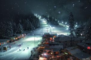 Borovets ski resort in Bulgaria - Travel winner - Yasen Georgiev, Bulgaria