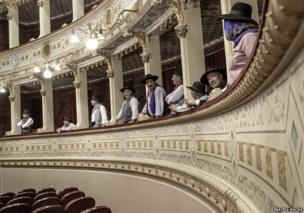 Teatro Garcia de Resende in Evora - Culture winner - Beatriz Mota da Rocha, Portugal