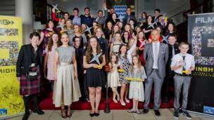 All winners at FilmG