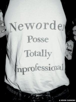 New Order Fan T-Shirt