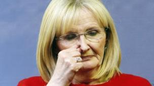 Scottish Labour Party candidate Margaret Curran