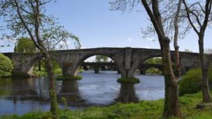 Bridges in Stirling