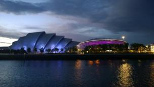 Glasgow SECC and Hydro
