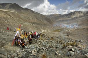 Qoyllur Rit'i (Peru's Snow Star Festival) - photo copyright Timothy Allen