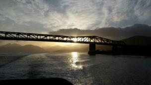 Bridge in Ballachulish