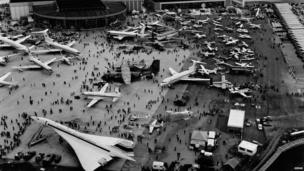 Paris Air Show 1969