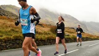 Marathon Eryri