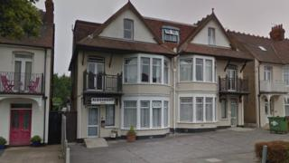 Alexander House in Westcliff on Sea