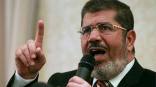 Aworan aarẹ Morsi