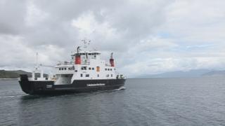 MV Coruisk
