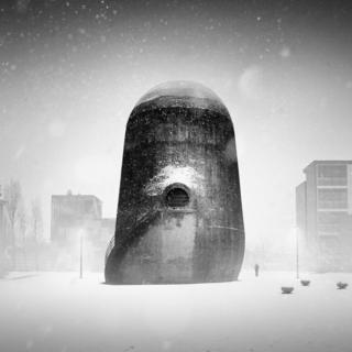 Таинственная башня