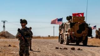 ABD ve Türkiye ortak devriyelere başladı.