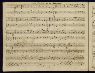 Jane Austen sheet music