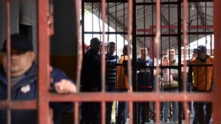 Тюрьма в Бразилии