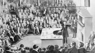 The Royal Institution has been holding its annual Christmas lectures since 1825