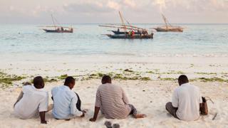 fishermen discussing