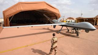 Le Niger autorise les USA à armer leurs drones contre les terroristes