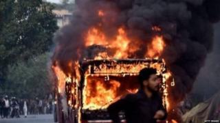 सीएए के विरोध में हिंसा