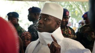 Yahya Jammey avuga ko amajwi y'amatora yateranijwe nabi