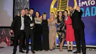 BBC Radio Foyle received Gold in the Local Station Of The Year category