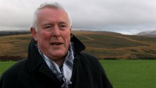 Calderdale councillor Steve Sweeney