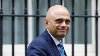 Budget date revealed by chancellor Sajid Javid