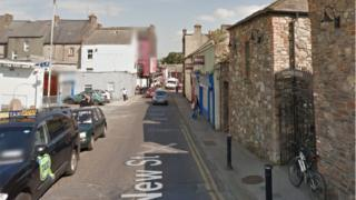 A man has died after being stabbed in New Street, Waterford