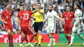 Le Bayern a été éliminé mardi en quart de finale de Ligue des champions par le Real 4-2 dans un match polémique.