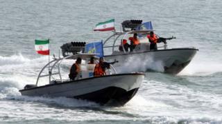 इरानी जहाज