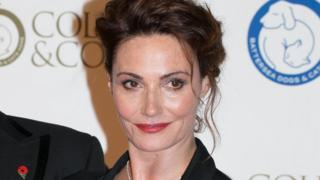 Sarah Parish at a gala ball in 2014