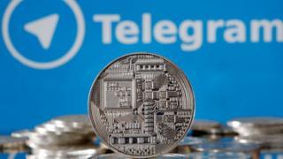символика Телеграм