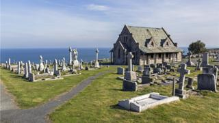 The Great Orme Cemetery in Llandudno has no grave spaces left and limited room for ashes to be buried