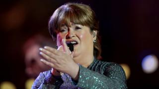 Susan Boyle: 'I Dreamed a Dream' singer wows crowds at BBC Proms