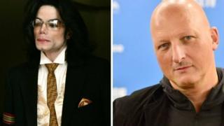 Michael Jackson e Dan Reed