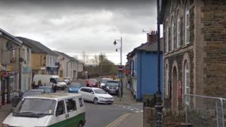 Commercial St, Pontnewydd, near Cwmbran, Torfaen