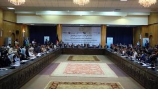 تصویری از کنفرانس