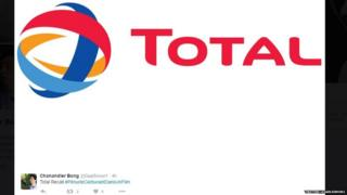 Tweet of the Total logo