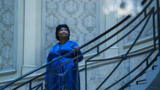 Octavia Spencer starring as Madam CJ Walker in the new Netflix series