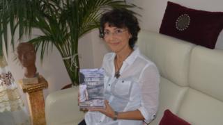 """Zahide Özkan-Rashed ve anı kitabı """"Korkma"""""""