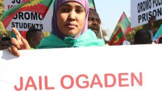 Des activistes éthiopiens à l'étranger ont toujours dénoncé les conditions inhumaines de détention à Ogaden.