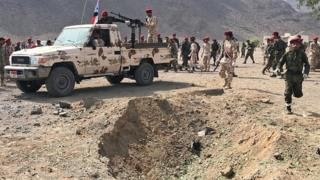 Yemen war: At least 80 soldiers killed in missile attack
