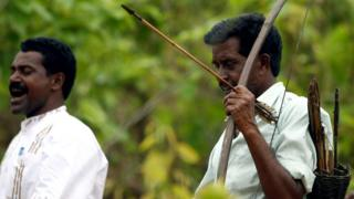 झारखंड के आदिवासी