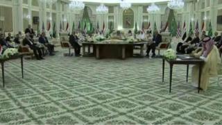 وزیر خارجه آمریکا میگوید زمان آن رسیده که شبه نظامیان مورد حمایت ایران که در عراق میجنگیدند، به خانه بروند