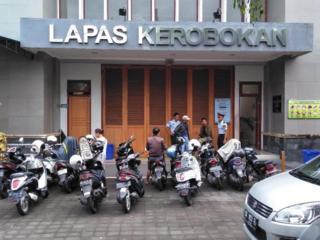 Lembaga Pemasyarakatan Kerobokan Bali