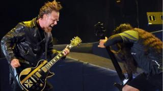 Metallica, 2008'de BBC Radio Theatre'da