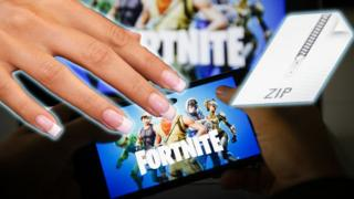 Fortnite, nails and illegal downloads