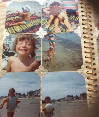 Holiday snaps of @youngphysio on Great Yarmouth beach