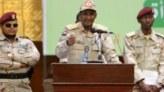 محمد حمدان دقلو حميدتي